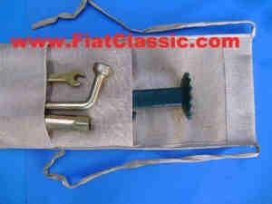 Tasche für Wagenheber/Werkzeug